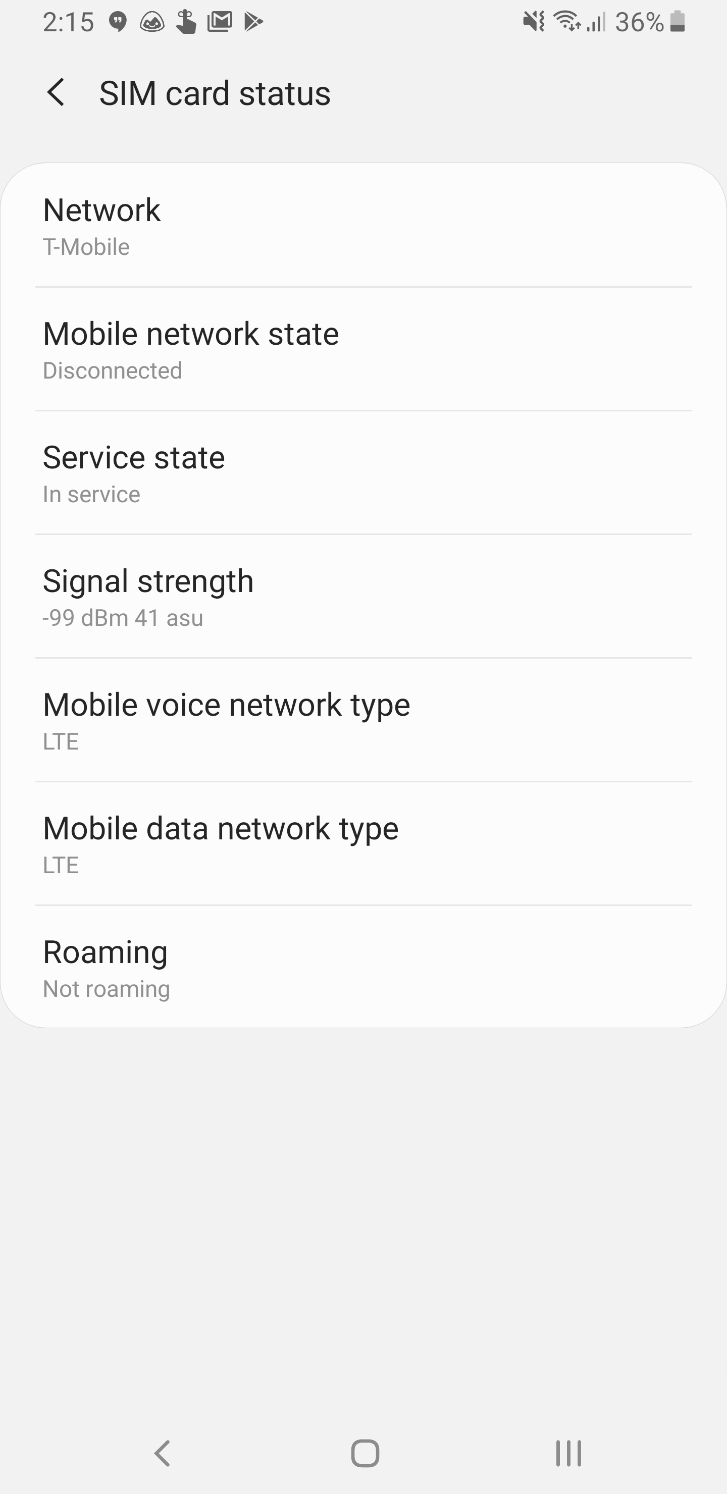 Galaxy S10+ appears to suffer major LTE signal and connectivity