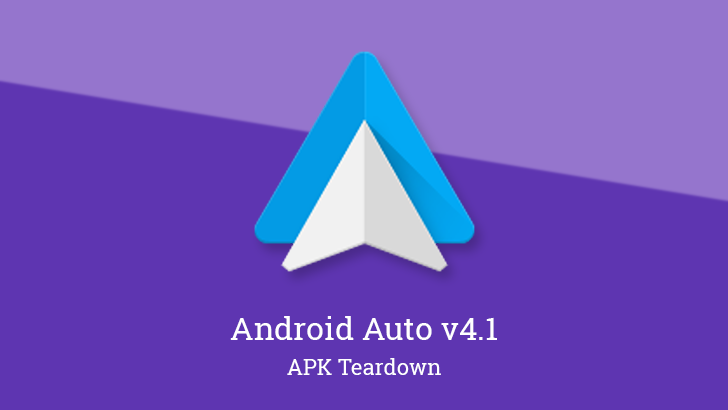 Android Auto v4.1 adds widescreen support and UI tweaks, prepares auto-resume, and more [APK Teardown]