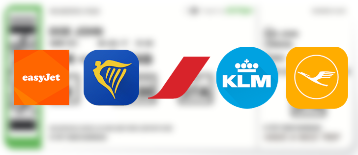 [Update: Air France, KLM, EasyJet, Lufthansa] Ryanair boarding passes can now be saved to Google Pay