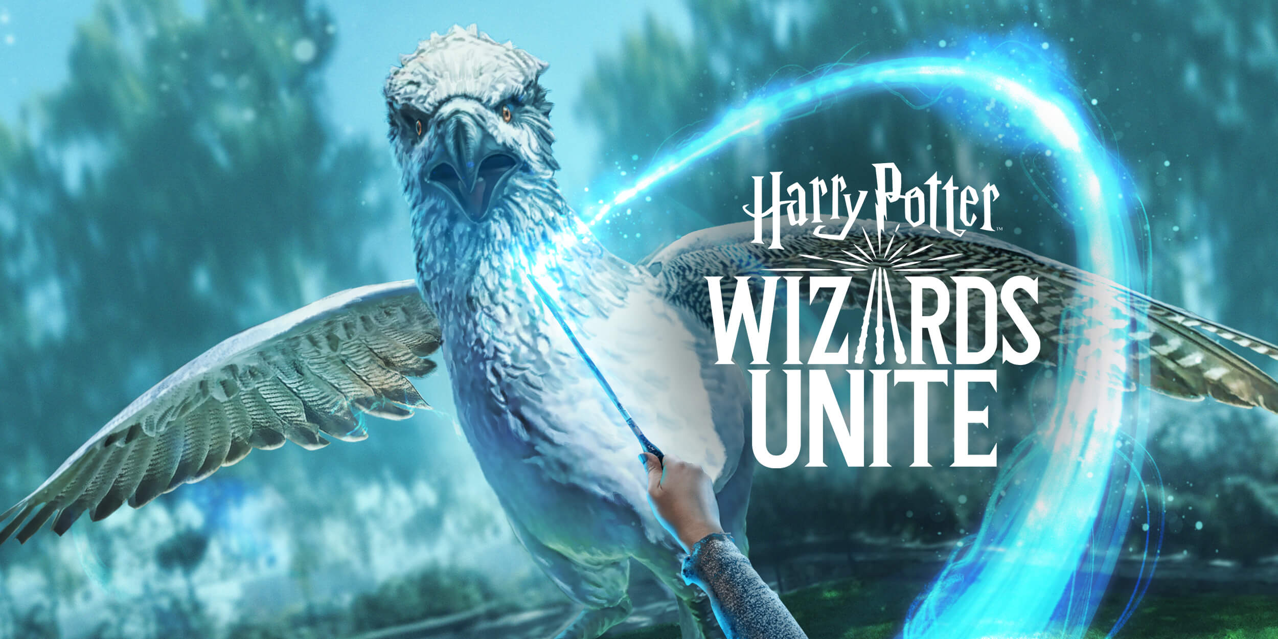 Harry Potter: Wizards Unite lets fans cast spells and rescue magic creatures