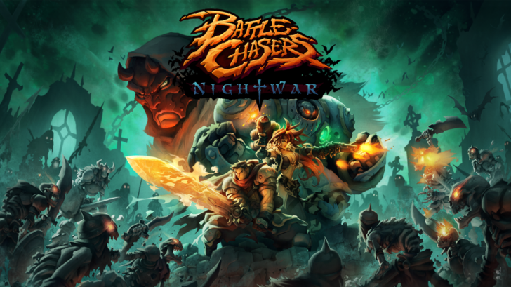 [Update: Out now] Battle Chasers: Nightwar is coming to Android as a premium release