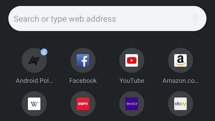 [Update: Now in Beta] Chrome Canary now has a (buggy) dark mode