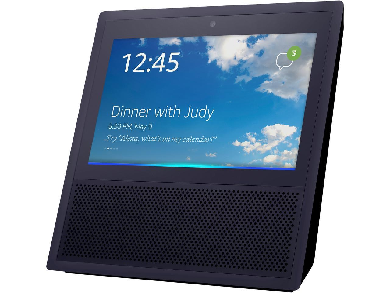Get the first-gen Amazon Echo Show for a dirt cheap $50 on Woot