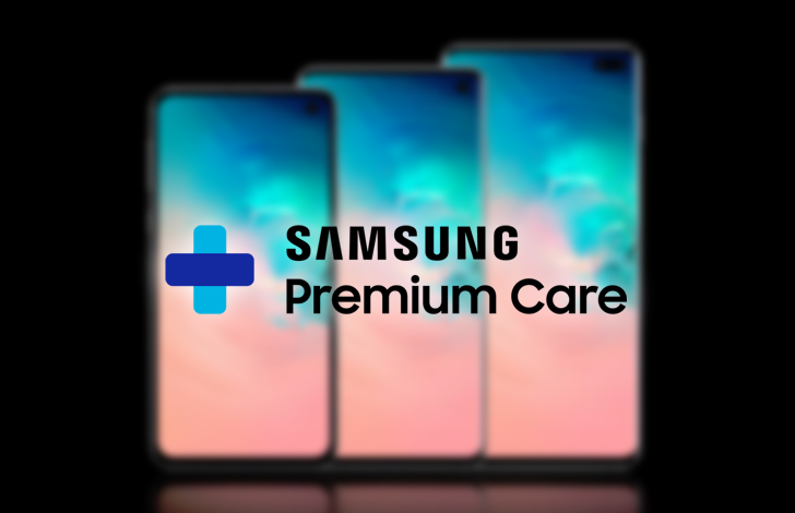 You can't enroll your new Galaxy S10 in Samsung Premium Care unless you added it during purchase