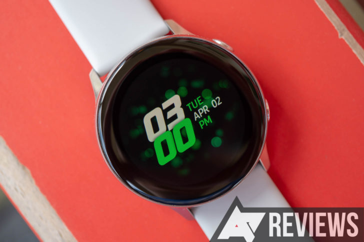 QnA VBage Samsung's Galaxy Watch Active is a great smartwatch, especially for $200