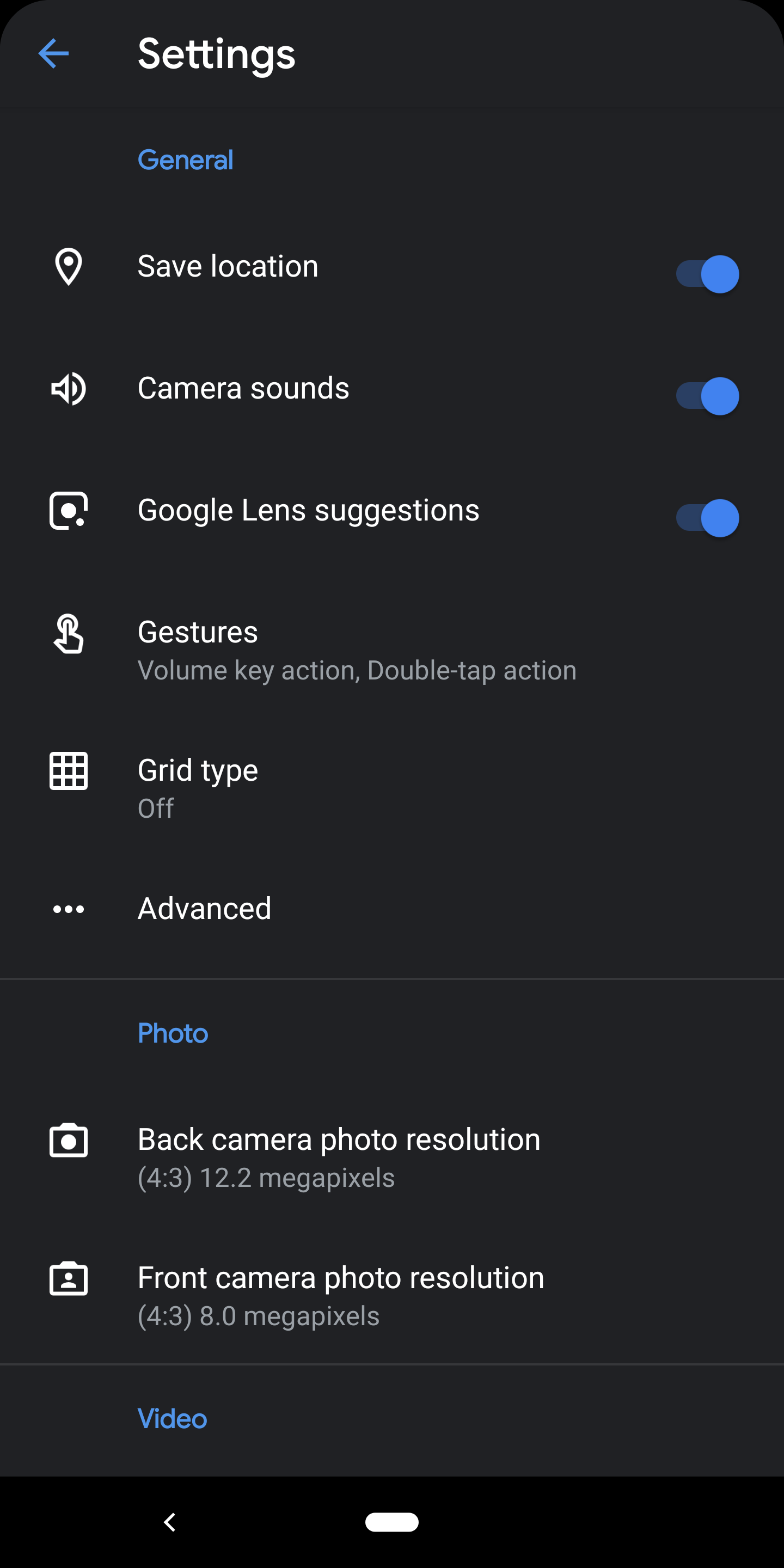 google camera apk android 8.0