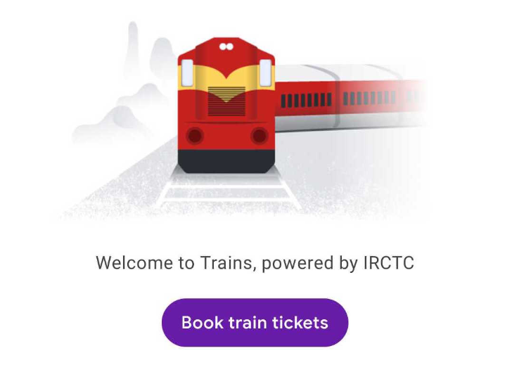 Google Pay lets you buy IRCTC train tickets in India