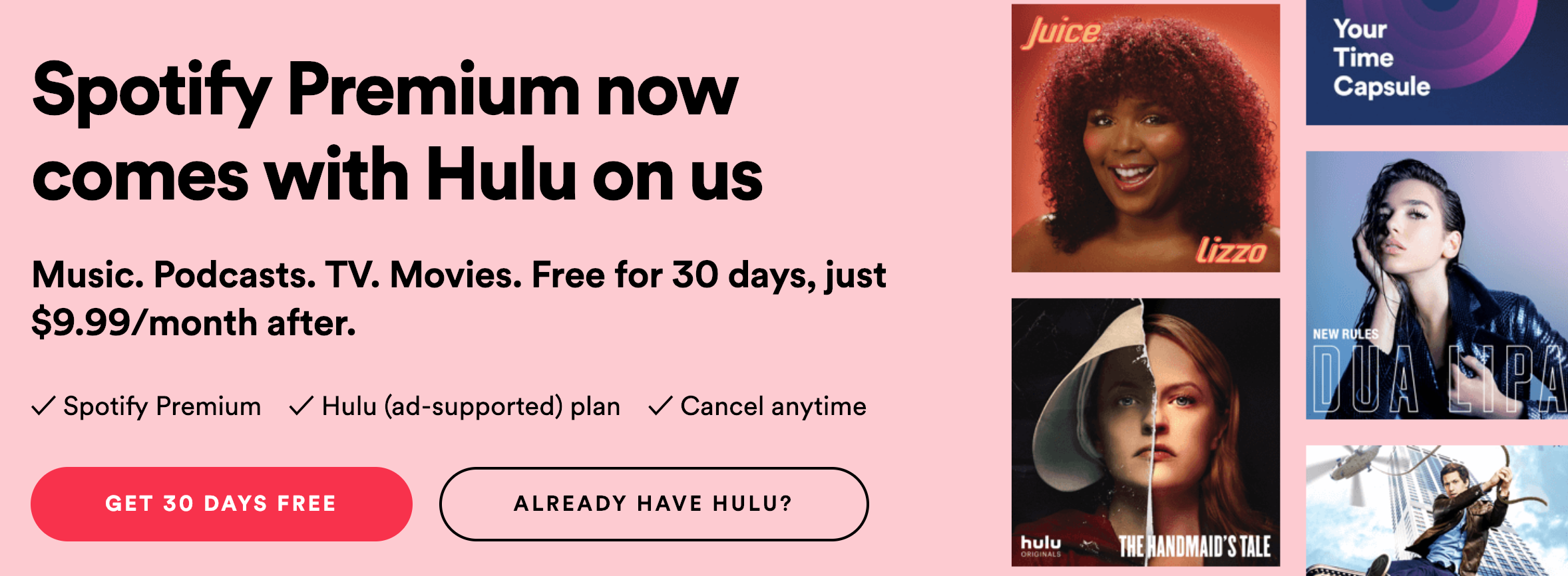 Update: Working for existing subs] New Spotify Premium