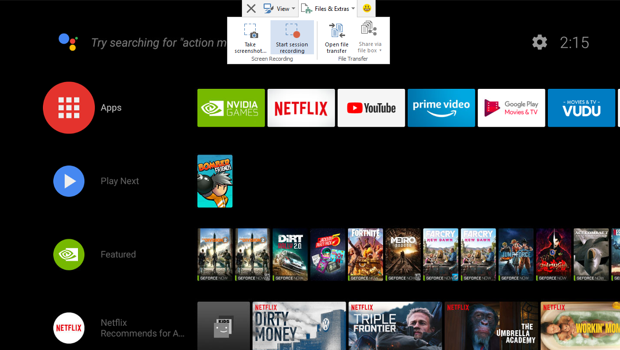 TeamViewer now supports Android TV for remote viewing, file transfer, and more