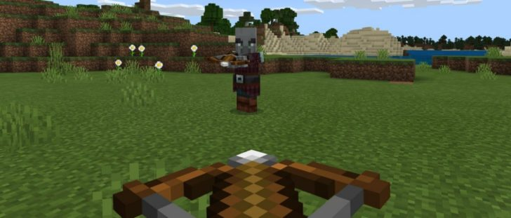 Minecraft 1 10 0 adds new textures, shields, crossbows, and
