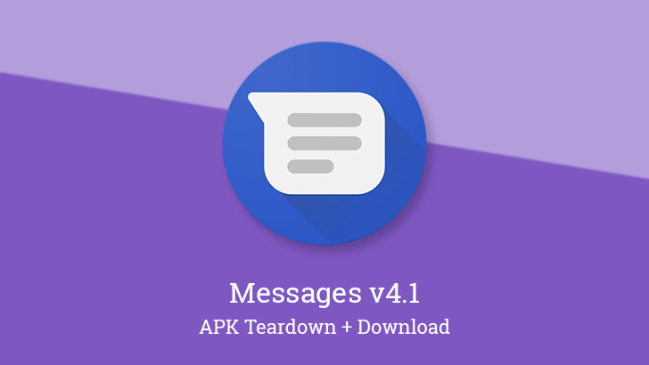 QnA VBage Google Messages v4.1 prepares Verified SMS support to eliminate spam, Google Assistant integration, and more [APK Teardown]