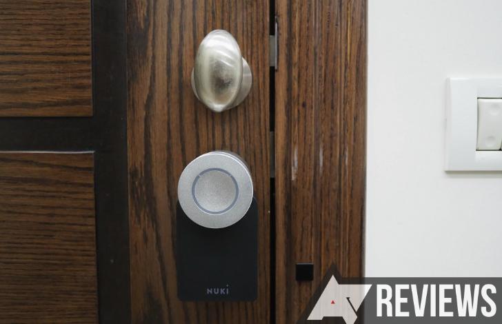 Nuki Smart Lock 2.0 is the best solution for European-style locks