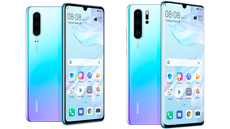 Huawei unveils P30 Pro with quad cameras, 10x lossless zoom, and rapid charging, plus cheaper P30