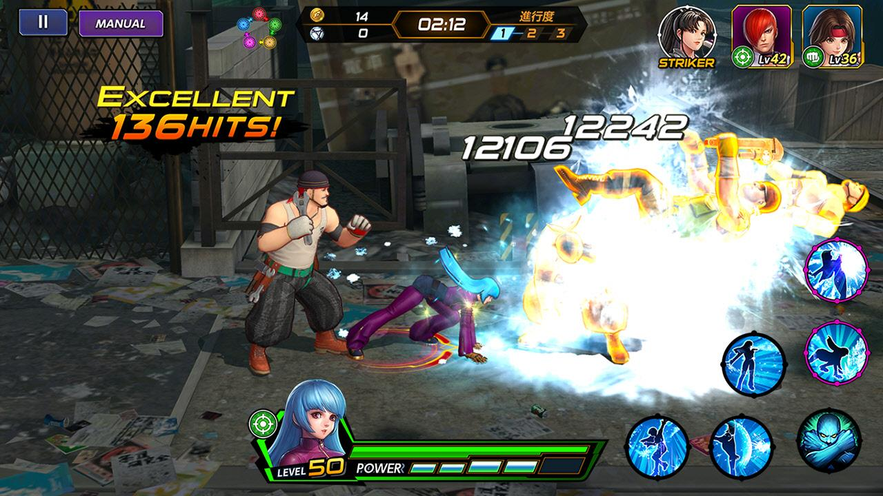 Netmarble will globally launch The King of Fighters Allstar later