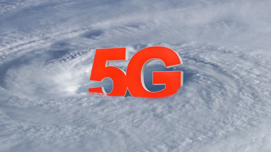 5G won't let us control the weather, but it could make it harder to predict
