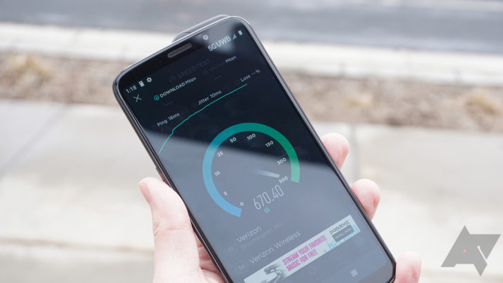 There's a little bit of 4G in your 5G, and other reasons why