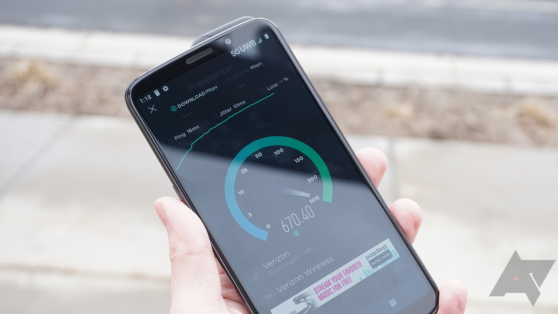 Ookla Speedtest adds 1GB benchmark for accurately measuring 5G connections