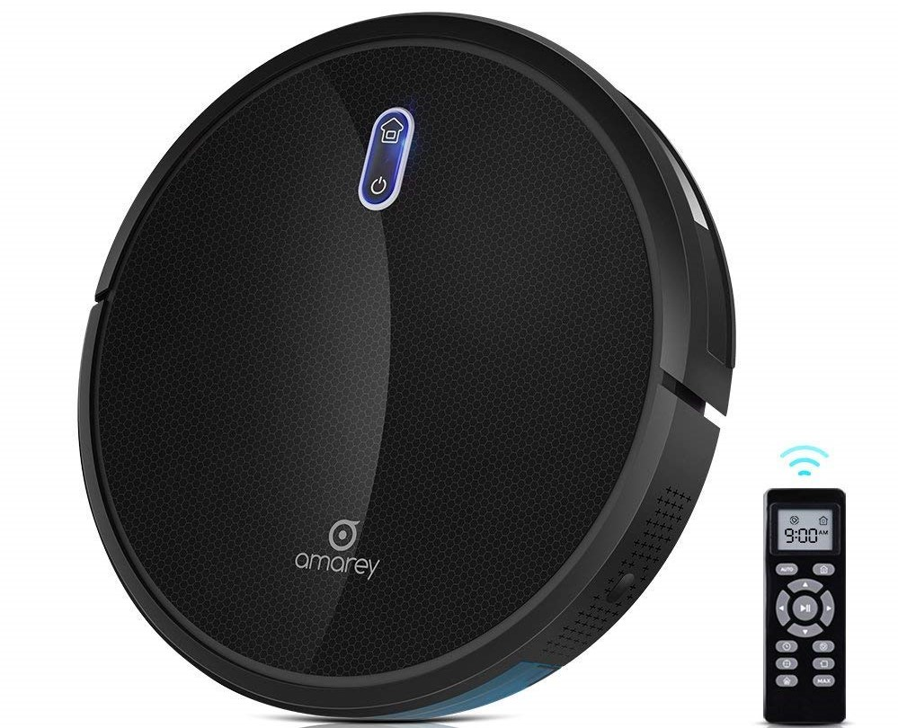 [Update: Last day to enter] We're giving away 3 Amarey A800 robot vacuums (a $199 value) [US]