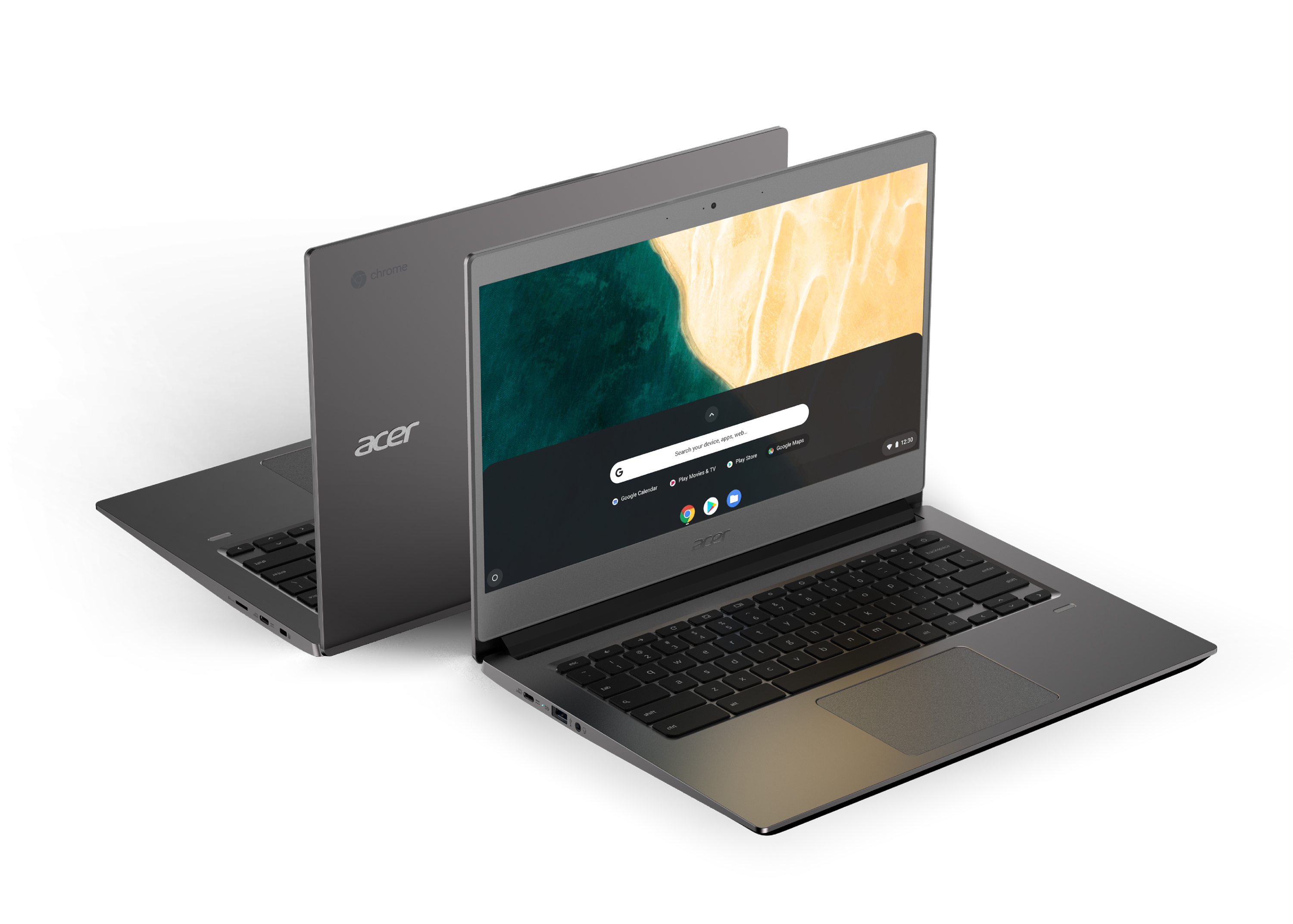 Acer announces the all-aluminum Chromebook 714 and 715