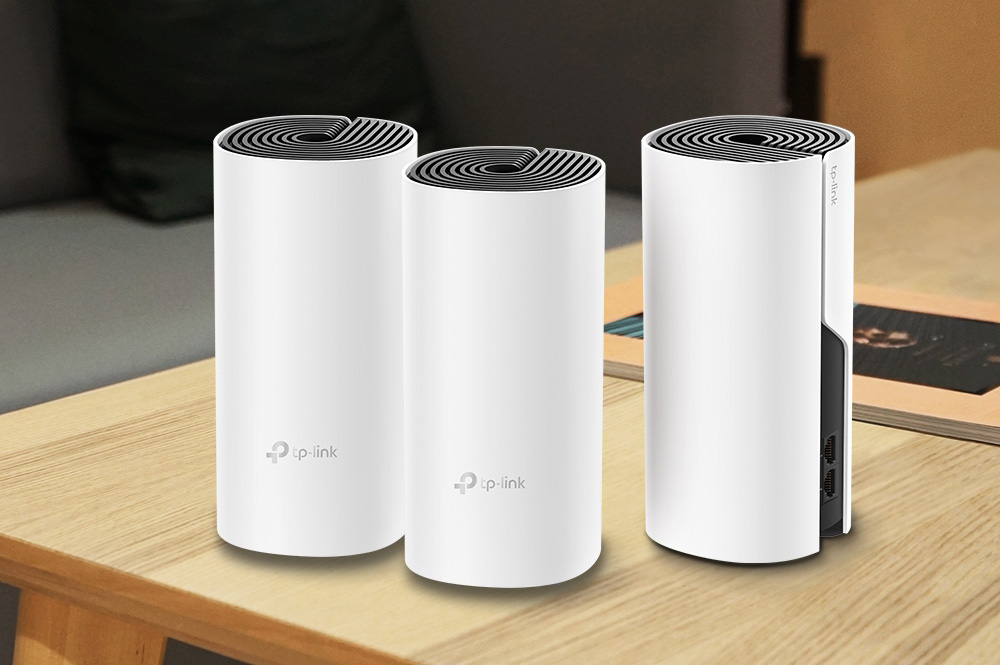 TP-Link announces Deco M4 mesh router system with IFTTT and Alexa support