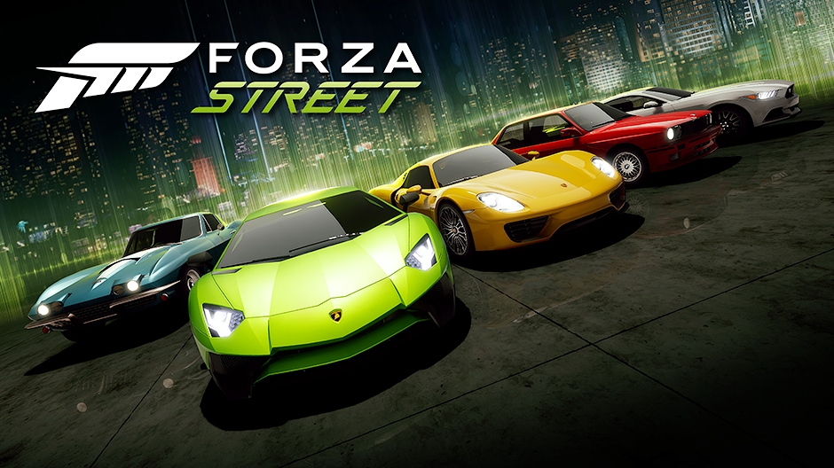 To-play 'cinematic' racer Forza Street slides onto Windows 10