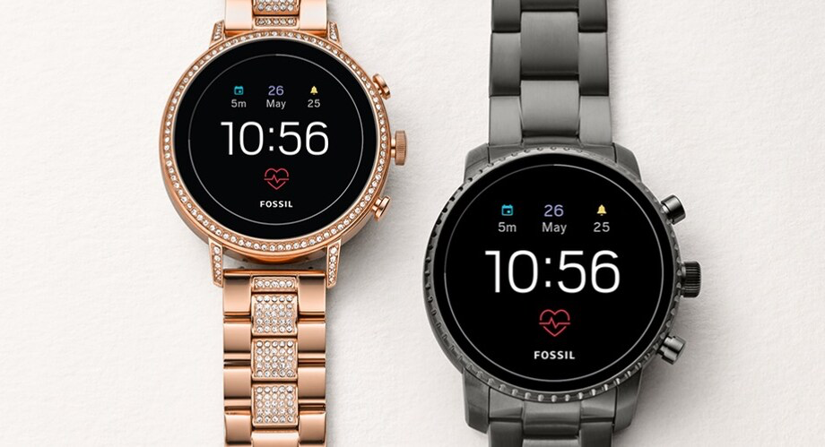 Fossil Women's Gen 4 Venture HR drops to an all-time low of $129, just in time for Valentine's Day - Android Police
