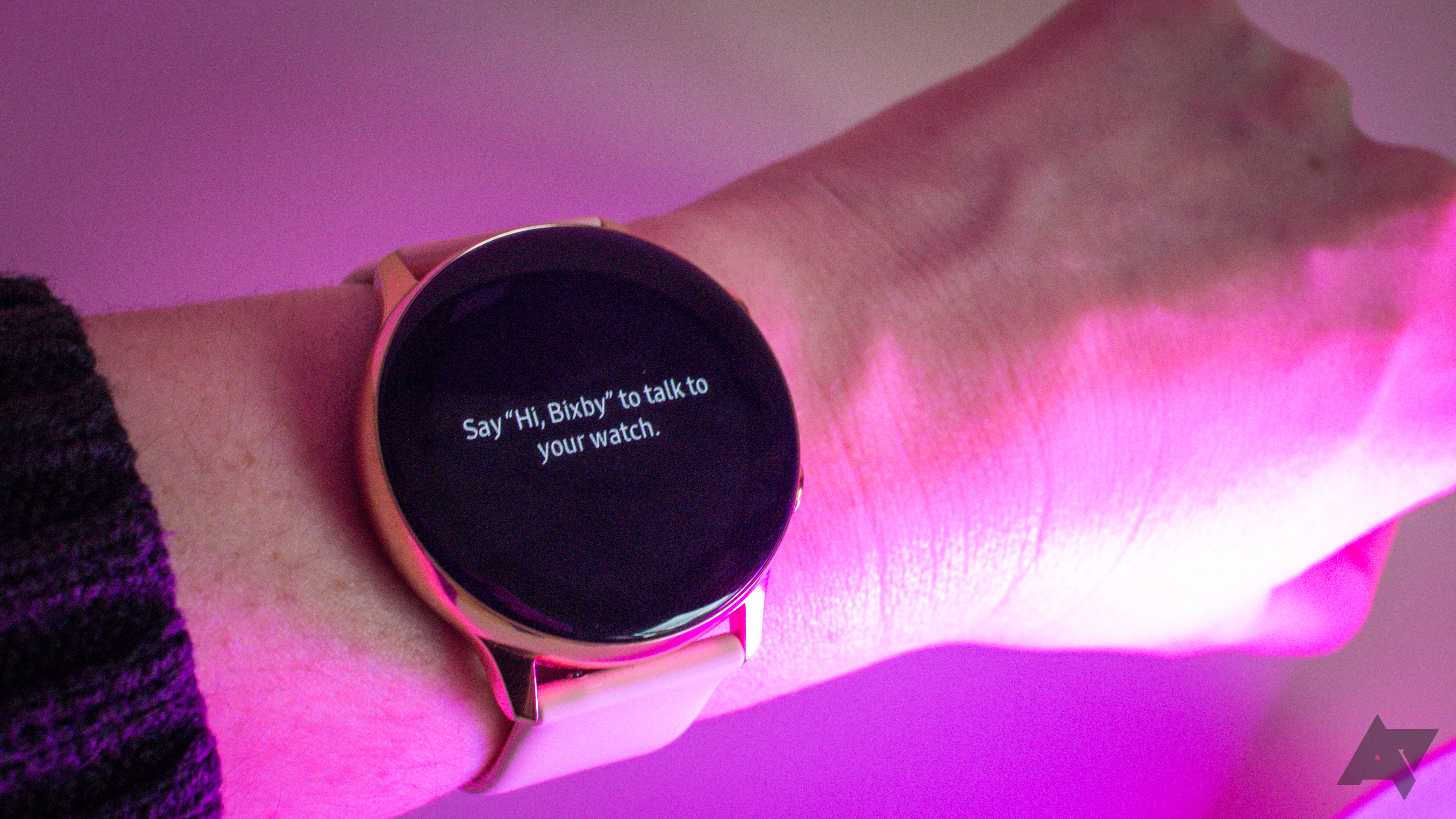 Samsung S Galaxy Watch Active Would Be A Lot Better With A Little