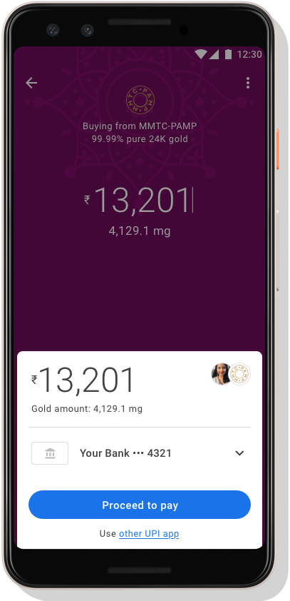 OK Google, bullion me: Google Pay in India can now buy actual gold