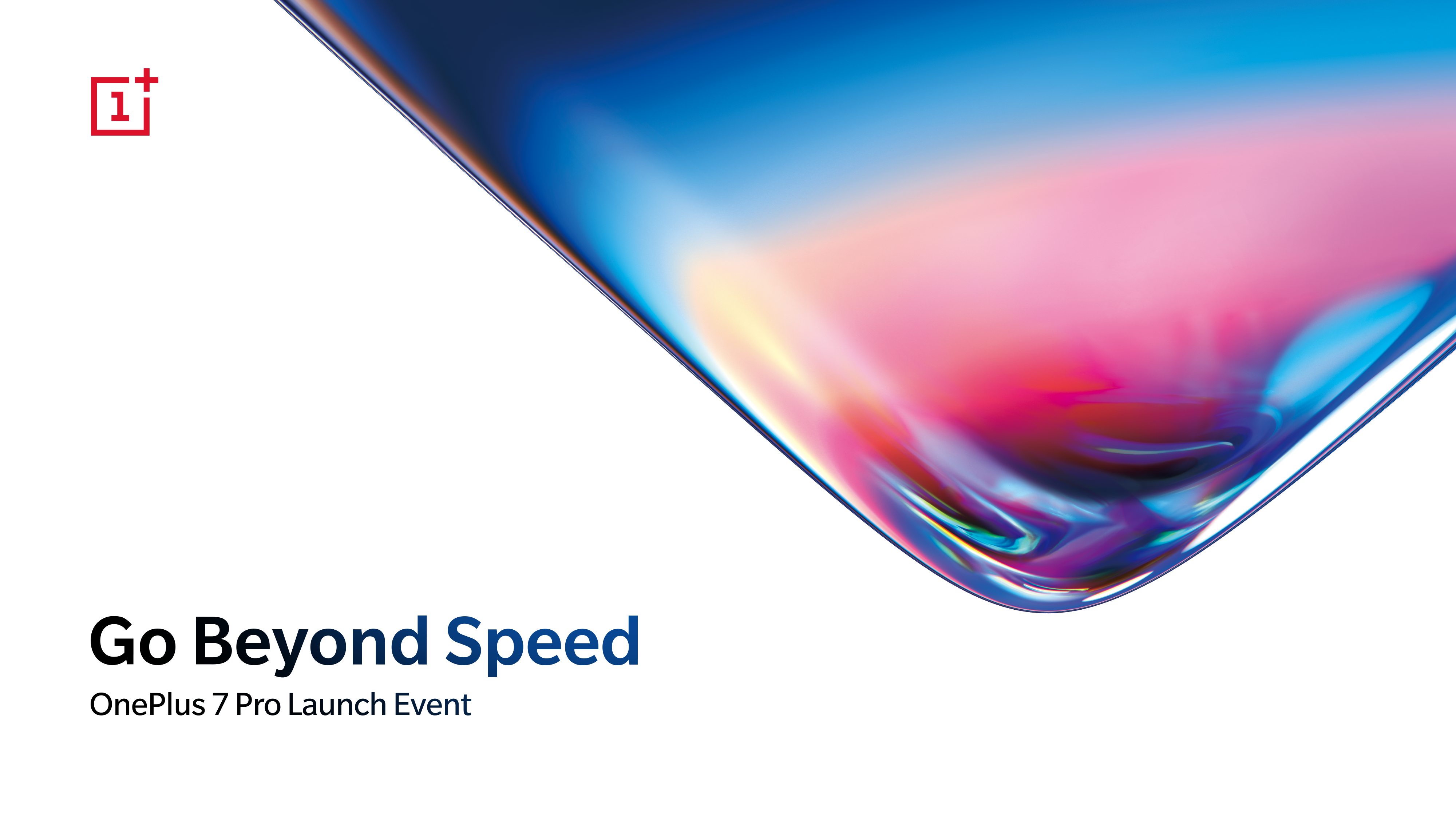 [Update: Non-Pro OnePlus 7, too] The OnePlus 7 Pro will be unveiled on May 14 in New York