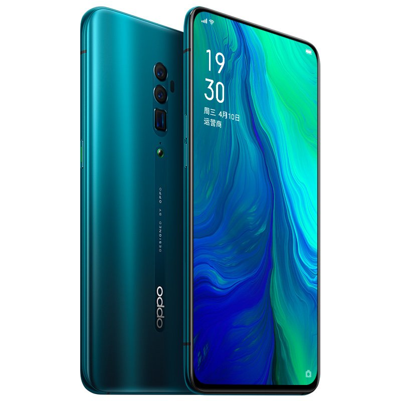 Oppo Reno Goes Official With 10x Zoom and Wedge-Style Pop-Up Camera
