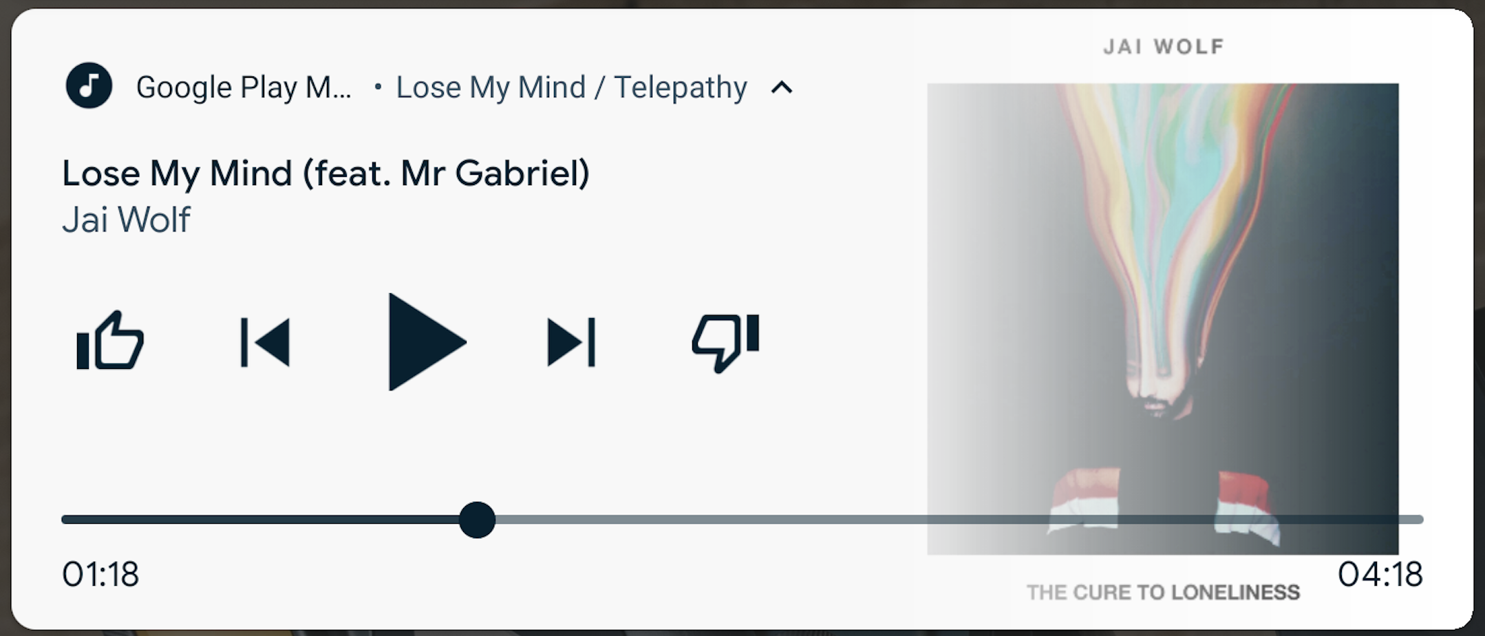 Android Q Beta 2 adds a seekable progress bar for music and