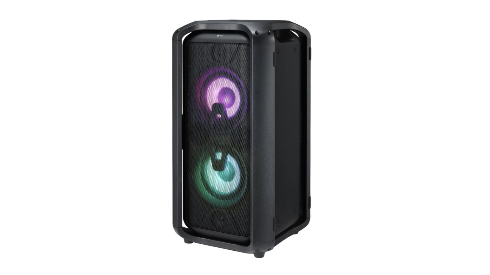 LG's massive 550W RK7 Bluetooth speaker is $200 ($150 off) at Best Buy