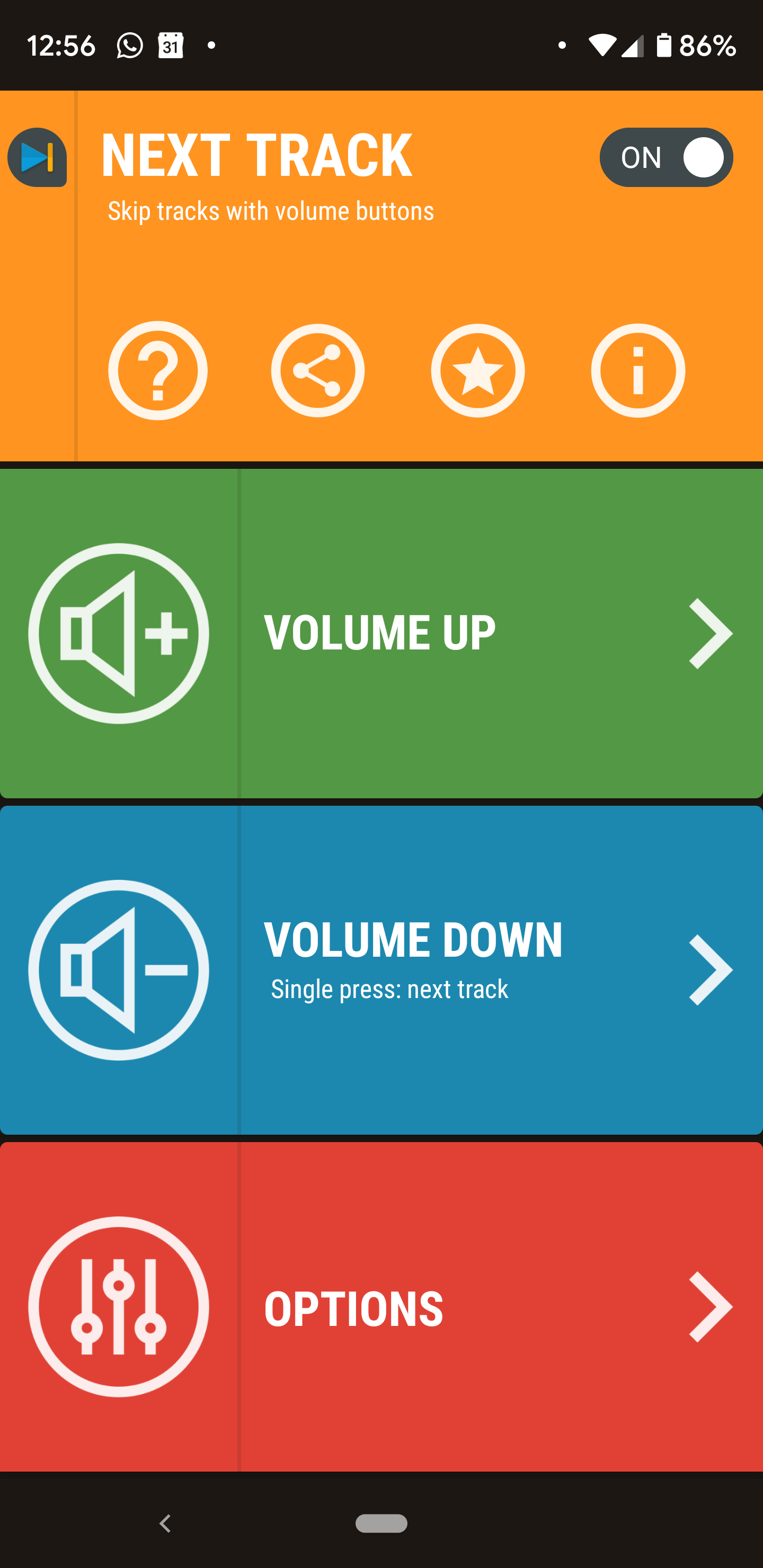 Volume Pie Apk