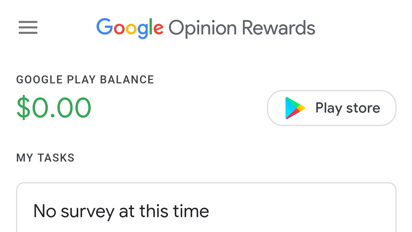 Google Opinion Rewards' Material update is finally available to all [APK Download]