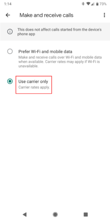 How to get Call Screen to work with your Google Voice number - Android Police 3