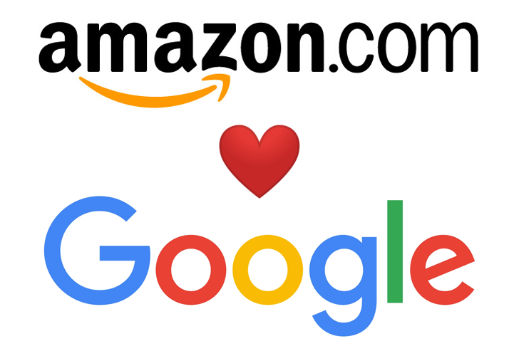 Amazon and Google are Friends for Now