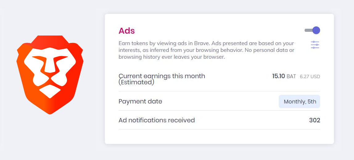 Brave, the company built on dislike of ads, launches its own ad network