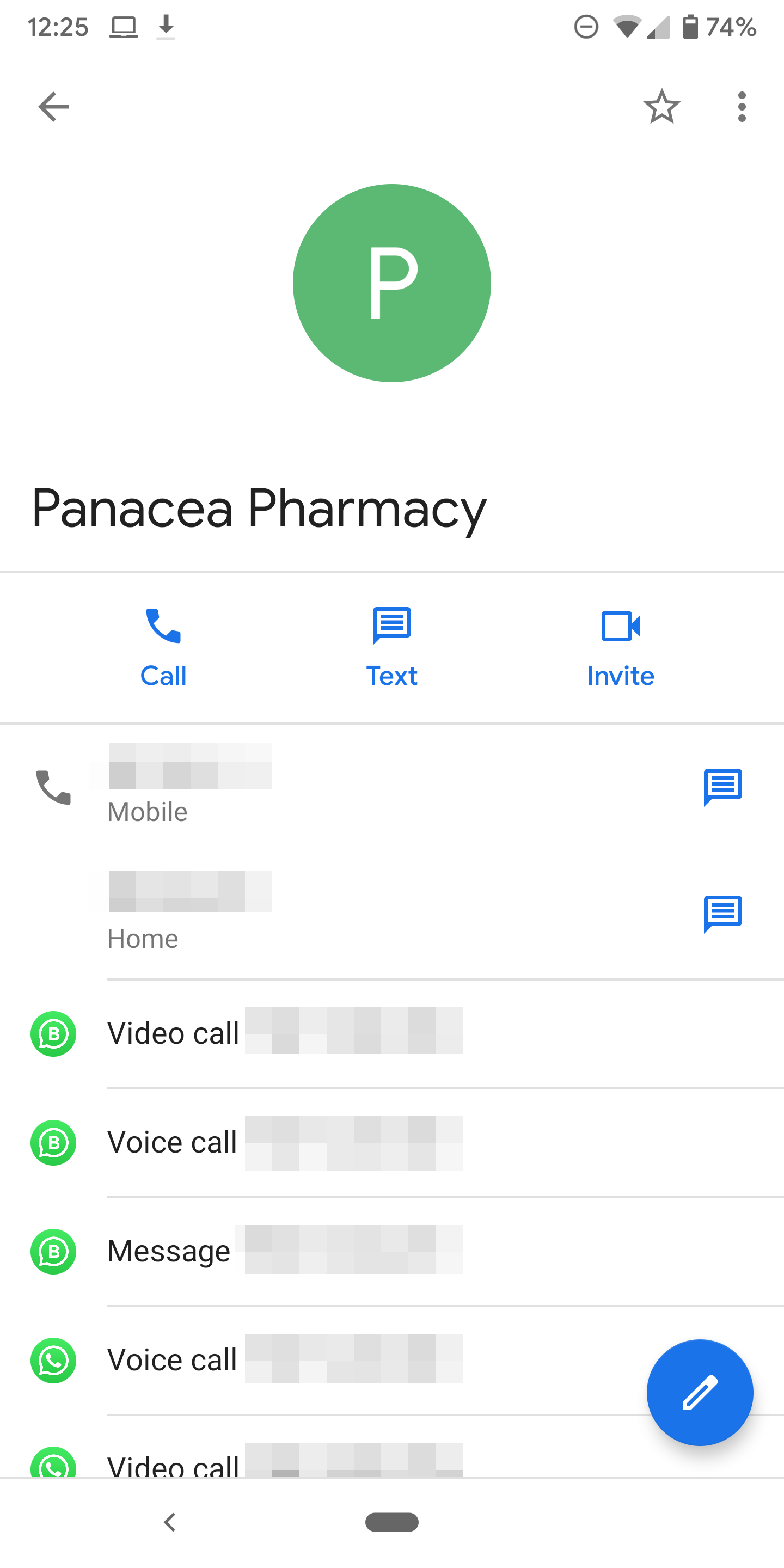 Google Contacts 3 5 7 improves dark mode settings [APK Download]