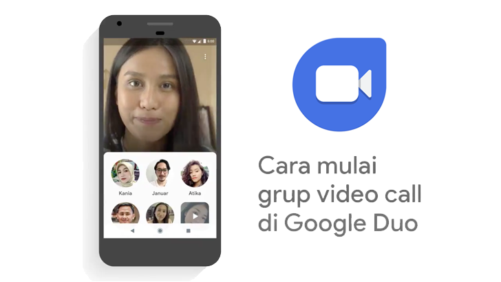 [Update: India] Google Duo group video calls begin rolling out in a few countries