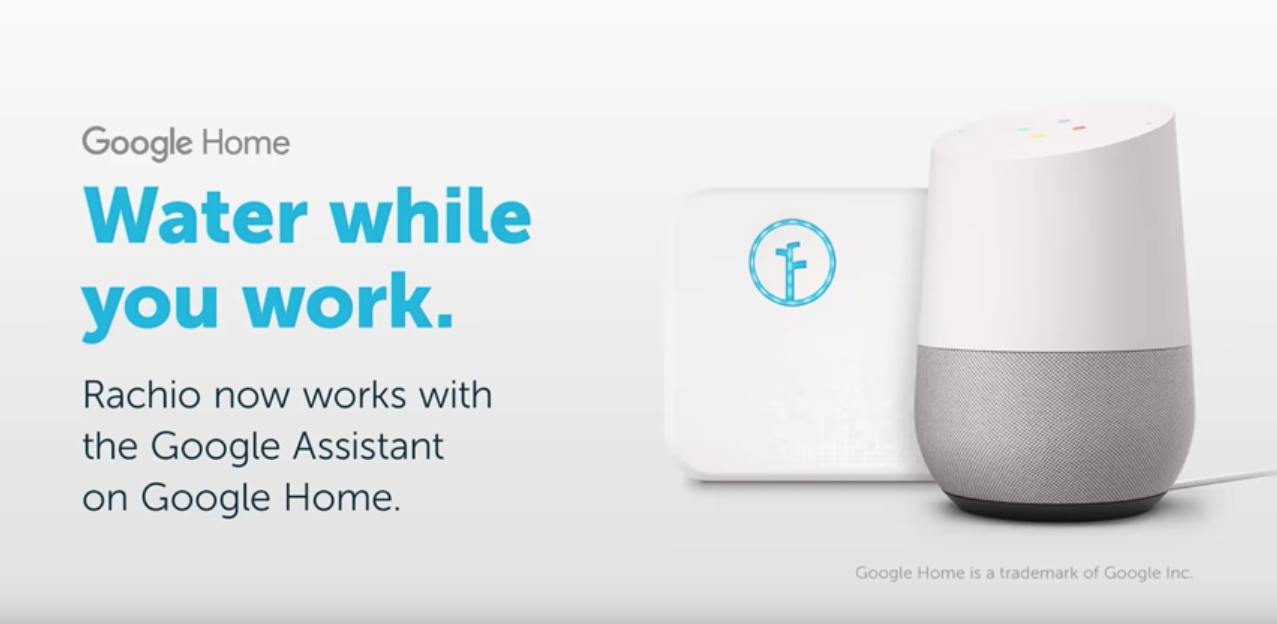 Google Assistant adds native support for Rachio, LeakSmart