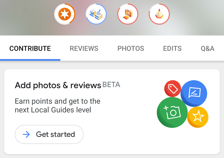 Comment on [Update: Rolling out] Google Maps to improve the Local Guides contribution process by Rita El Khoury