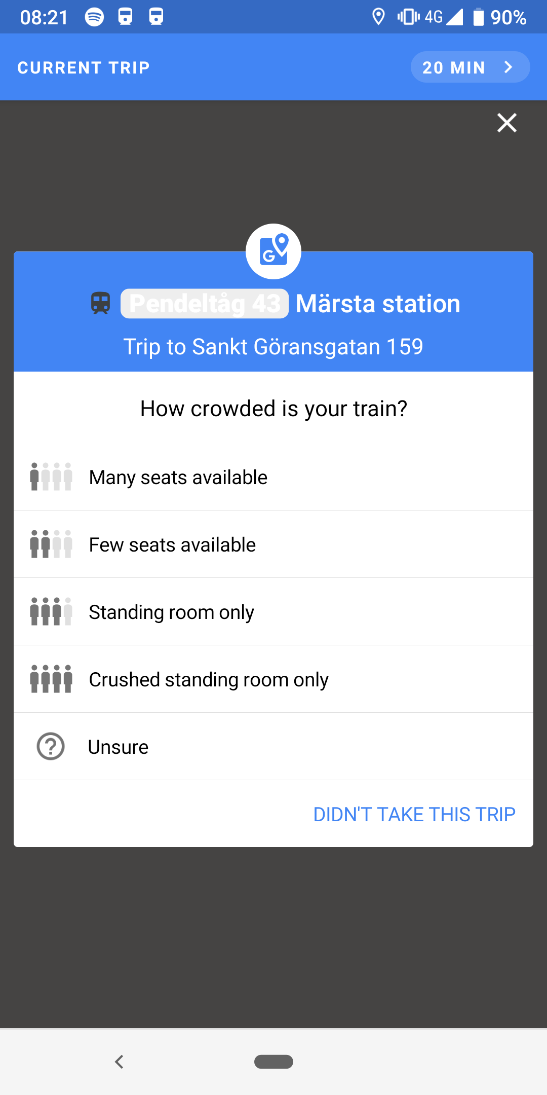 Ny Subway Map Google.Google Maps Is Asking Commuters How Crowded Their Trains Are