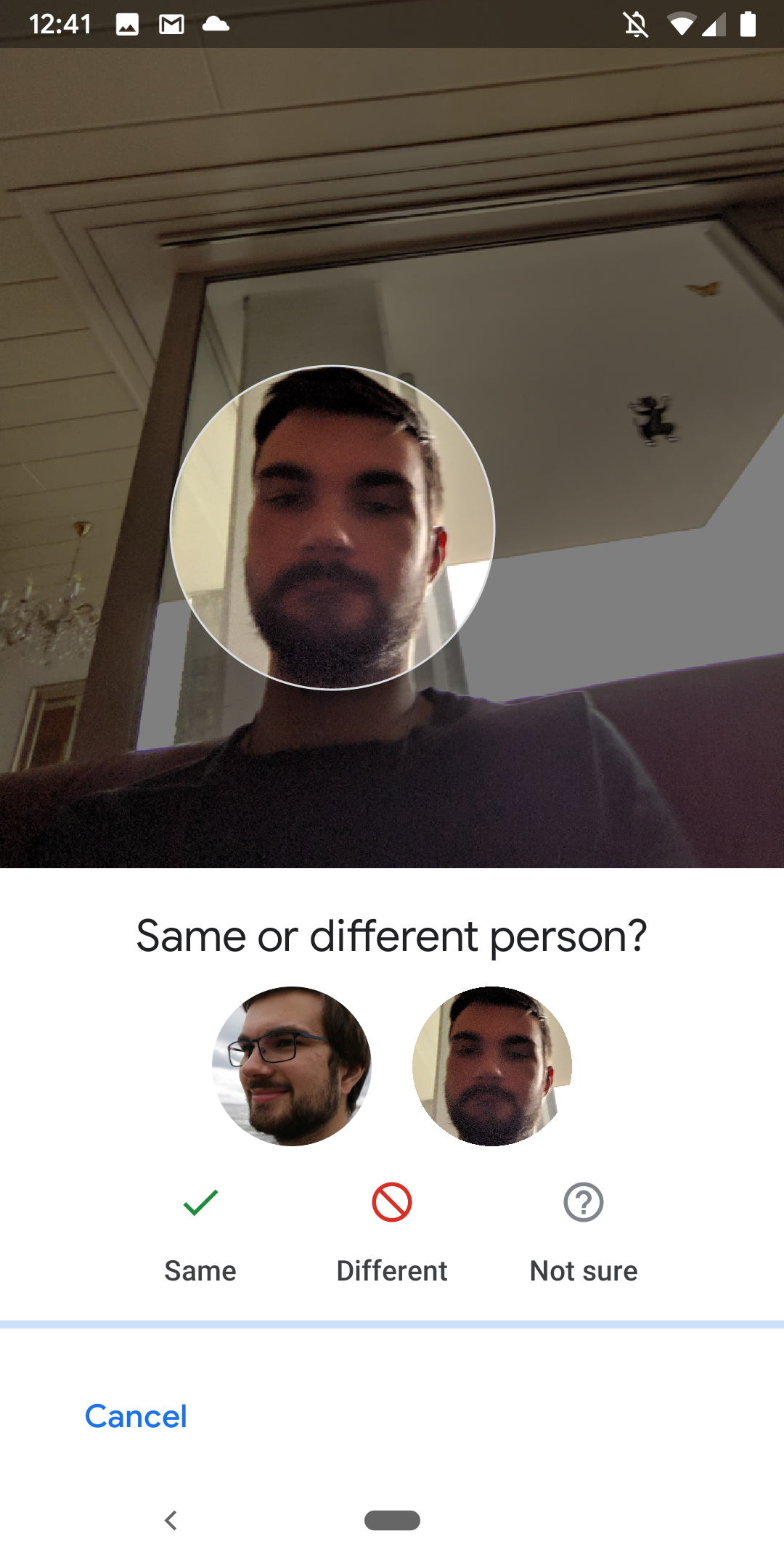 Google Photos has been asking users to help improve its