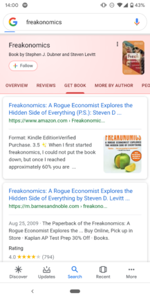 Google improves Knowledge Graph search cards: Material refresh, additional information, more tabs - Android Police 14