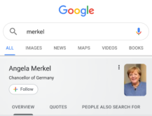 Google improves Knowledge Graph search cards: Material refresh, additional information, more tabs - Android Police 35