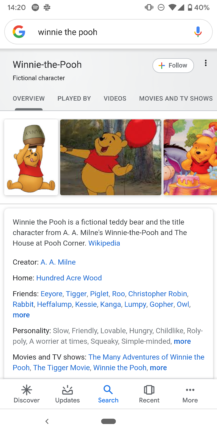 Google improves Knowledge Graph search cards: Material refresh, additional information, more tabs - Android Police 22