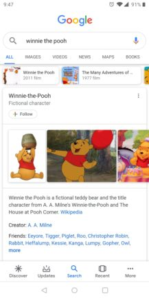 Google improves Knowledge Graph search cards: Material refresh, additional information, more tabs - Android Police 21