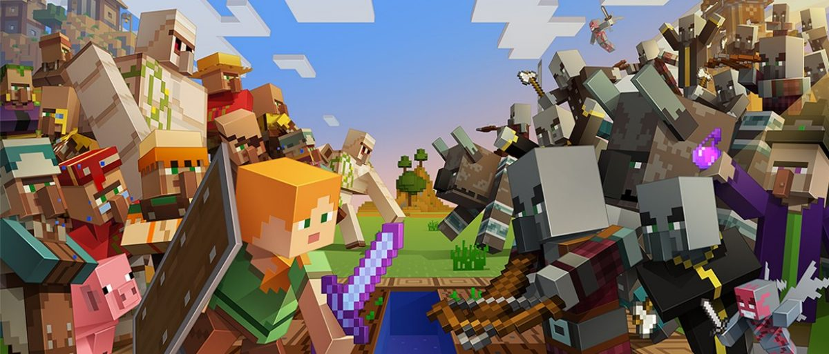 Minecraft 1110 Revamps Villages Refines Trading System