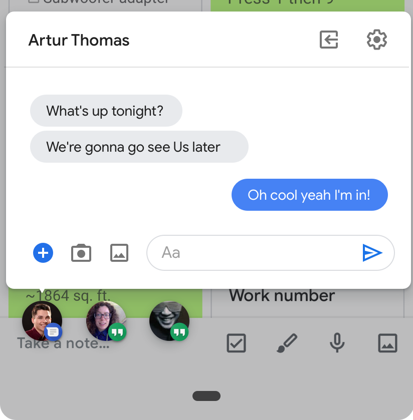 Notification 'Bubbles' will be hidden in Android Q's developer options