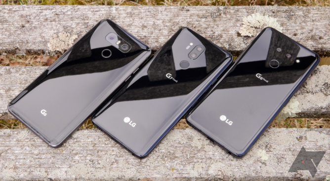 The LG G8 is a good phone that can't escape some of the bad